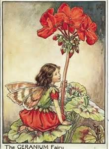 Flower Fairies Of The Garden Fairies And Dreams On Fairies Cicely Barker And Flower Fairies