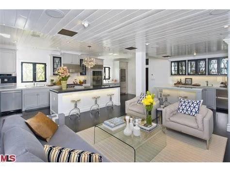 Extra Large Kitchen Islands flipping out designer jeff lewis lists los feliz home