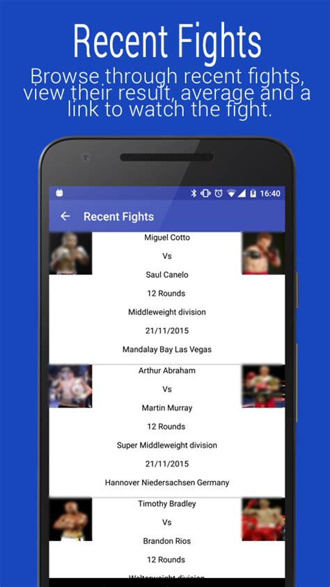 best boxing news app fight score boxing scorecard android apps on play