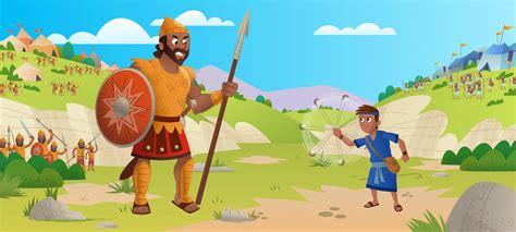 imagenes biblicas de david y goliat el blog de recolelicasa breve historia de la salvaci 243 n