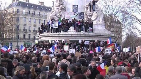 charlie hebdo attacks paris rally as it happened 11 paris attacks millions rally for unity in france bbc news
