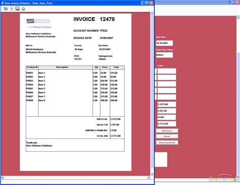 invoice maker free invoice design inspiration