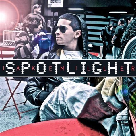 Spotlight Cover by Jake Miller Spotlight Jpg