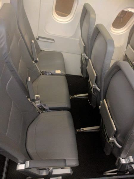 do exit row seats recline on american airlines review frontier airlines a319 denver to philadelphia