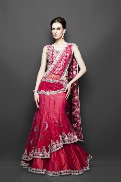 Indian bridal outfits   zarilane