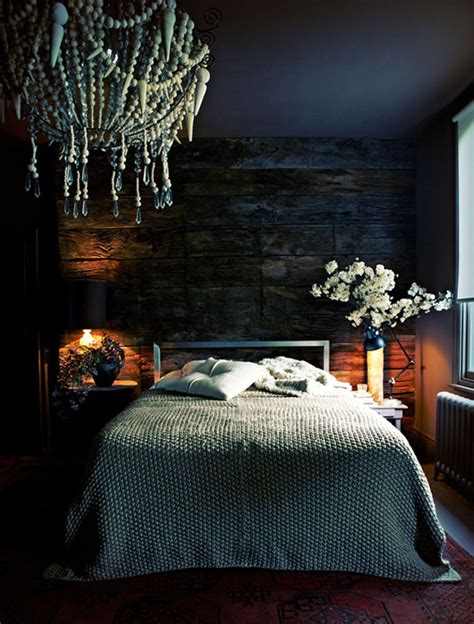 dark themed bedrooms 13 dark bedrooms with a subtle halloween vibe
