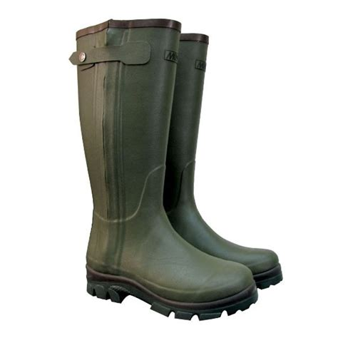 mens boots wellington musto pelton neoprene mens wellington boots with free