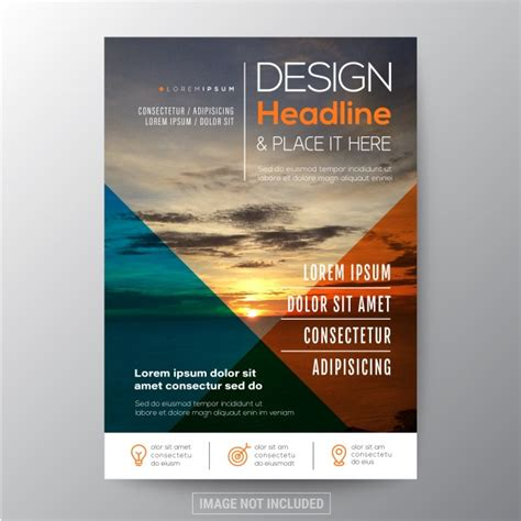 design poster book multi purpose template design for flyer leaflet poster