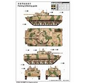 BMP 3 In Cyprus Service 01534 1/35 Series TRUMPETER(china)