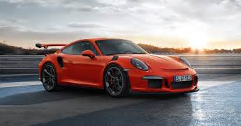 Porsche 911 Gt The New 911 Gt3 Rs Limits Pushed