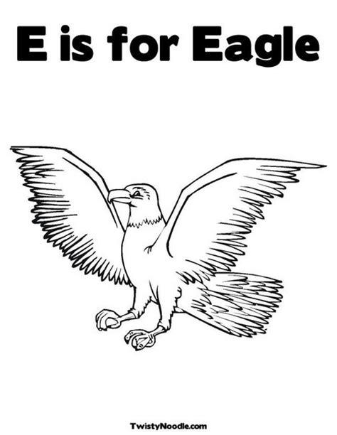 eagle coloring pages preschool e is for eagle birds eagles for preschool pinterest