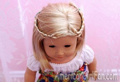 hairstyles for american girl dolls american girl doll hairstyles dolls accessories