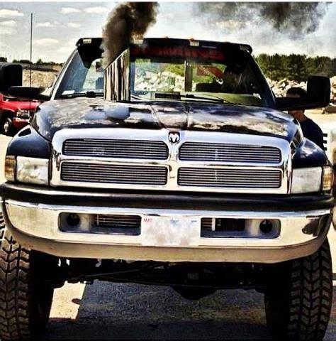 diesel jeep rollin coal dodge ram cummins rollin coal dodge trucks