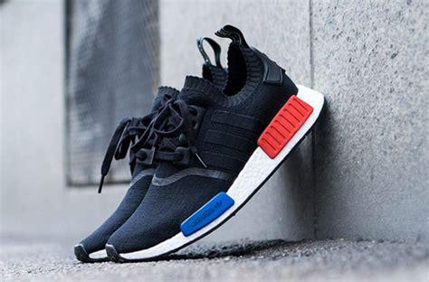 Hv13954 Adidas Nmd Run R1 Tricolor Black Premium 11 O Kode Bis14008 1 adidas nmd r1 primeknit og black release date sneakerfiles