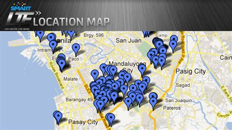 globe coverage maps smart vs globe lte