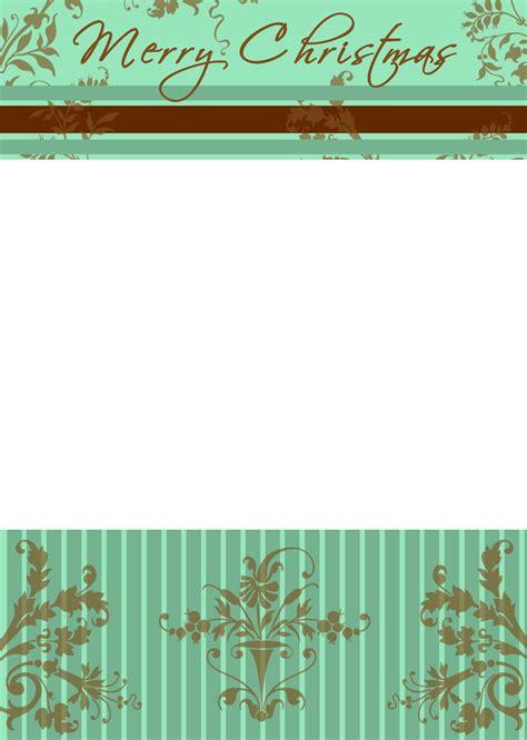 christmas card templates rtcrita s blog