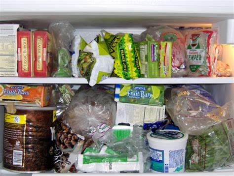 conservazione alimenti cotti come conservare i cibi in frigo e come congelarli in modo