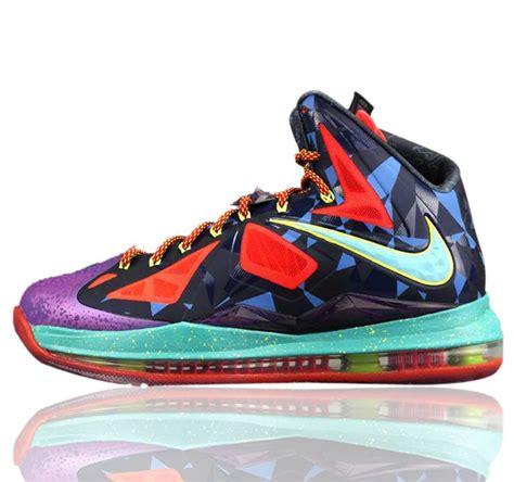 mvp basketball shoes nike lebron x premium what the mvp basketball shoes