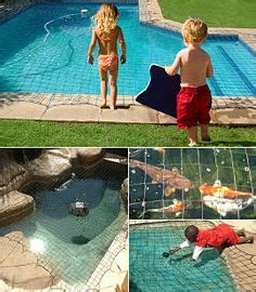 backyard pool safety swimming pool nets by all safe 174 for the girls