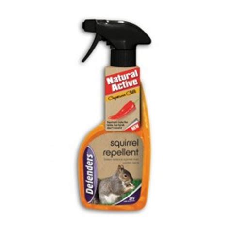 squirrel repellent spray squirrel deterrent get rid of