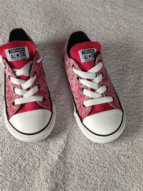 infant size 5 slippers infant converse shoes size 4 5 6 7 8 9 10