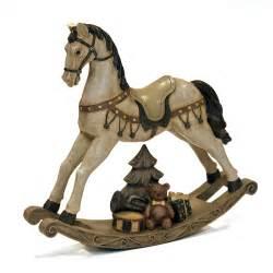 Christmas ornament rocking horse