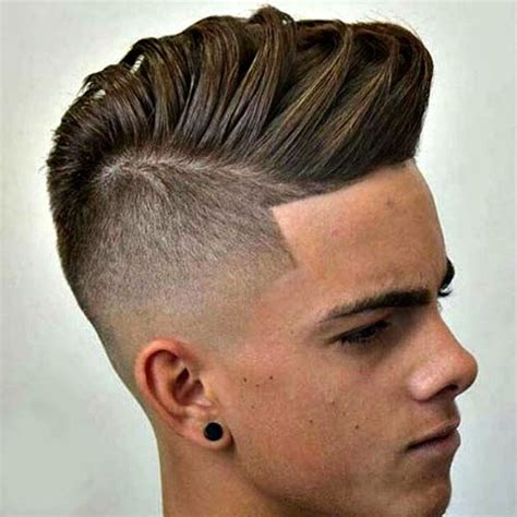 different types of hairstyle haircut names for men types of haircuts