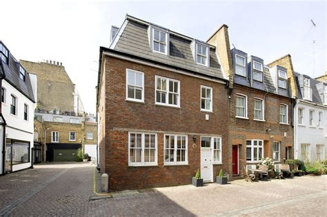Sales Records For Property Kendrick Mews South Kensington Sw7 Lurot Brand