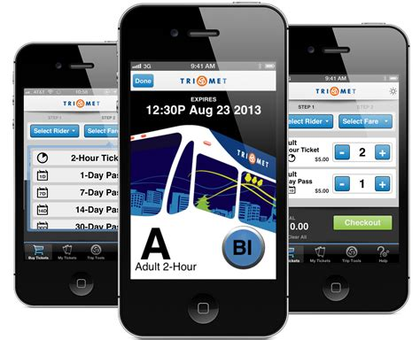 Your Mobile Phones The Ticket To The 02 Wireless Festival With Oyster Card Style Technology by Portland S Transit Mobile Ticketing App Sees 500k