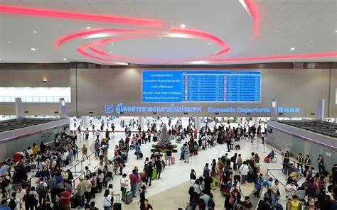 Don Muang Airport In Bangkok To Re Open To International Flights by เทอร ม น ล 2 สนามบ นดอนเม อง โรงแรมโนโวเทล กร งเทพ อ มแพ ค