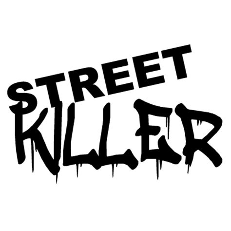 Honda Killer Sticker by Plotter Cut Stickers The Sic Shop Stunt Parts Store