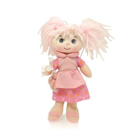 rag doll p light pink rag doll