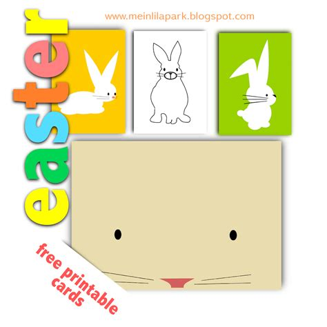 free printable quarter fold easter cards family free printable easter cards also free printable