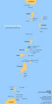 map st vincent and the grenadines vincent and the grenadines map free colouring pages