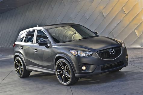 mazda cx3 black mazda cx 5 urban concept photos and details autotribute