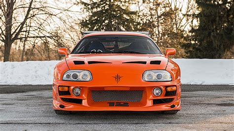 Fast And Furious Toyota Supra Image 1993 Toyota Supra From 2001 S The Fast And The