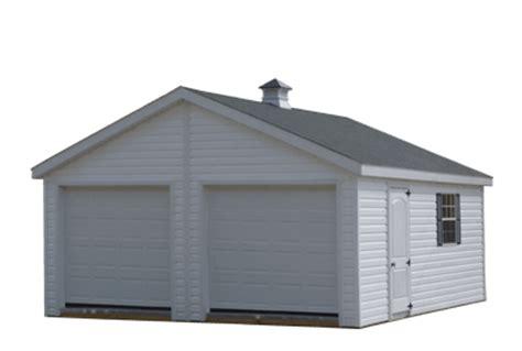 Buy Prefab Garage by Buy Prefab Garages In Burkesville Ky Esh S Vinyl Buildings