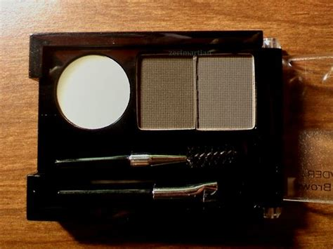 Nyx Eyebrow Cake Powder Review nyx professional makeup eyebrow cake powder taupe ash
