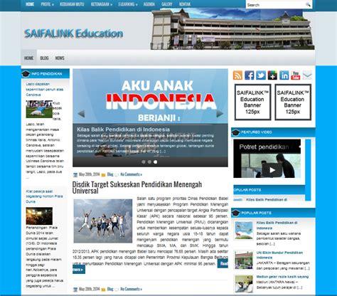 Jasa Pembuatan Website Aa Media Network website responsive cv global media data