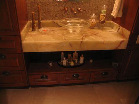 onyx bathroom designs exotic onyx bathroom counters northwest custom stone