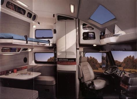 Semi Truck Inside Sleeper by Image Gallery Interior Volvo Trucks Usa