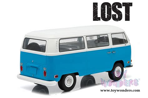 Greenlight 1968 Volkswagen Type 2 Limited Edition lost volkswagen type 2 19011 1 18 scale greenlight