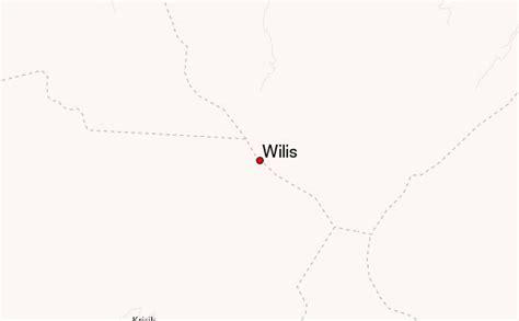 wilis mountain information