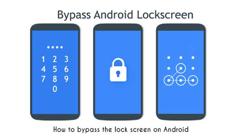 how to bypass android password how to bypass the lock screen on android topapps4u