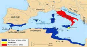 carthage et empire vers 264 av jc ref http www