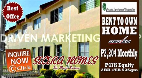 rent to own house pag ibig loan cheap rent to own house in bulacan north fairway homes san jose del monte pag ibig monthly