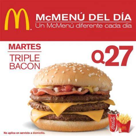 cuarto cheddar melt mcmen 250 del d 237 a de triple bacon para mcdonald s
