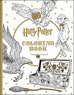 harry potter mandala coloring book harry potter coloring book scholastic 9781338029994