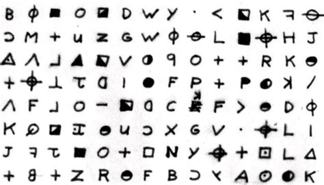 Zodiac Service Letter Zodiac Killer S Code Cracked Nbc Bay Area
