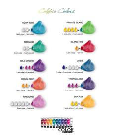 joico vero k pak color chart joico vero k pak color intensity calypso colors shade